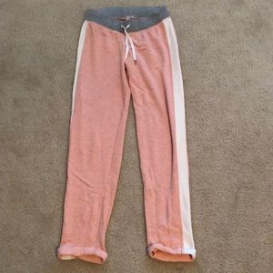 Juicy couture straight leg sweatpants